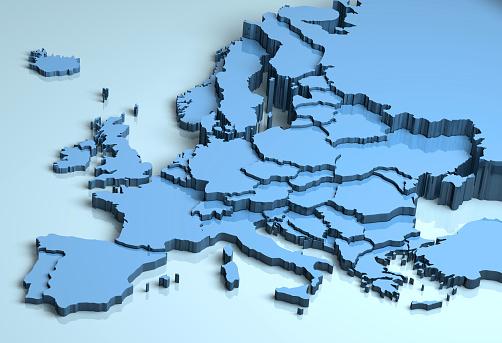 Europe GDPR standards