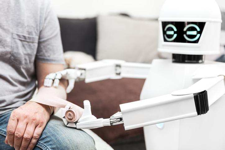 Robots Healthcare
