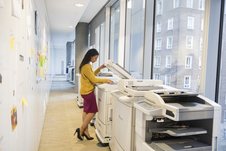 Copier Sales and Lease