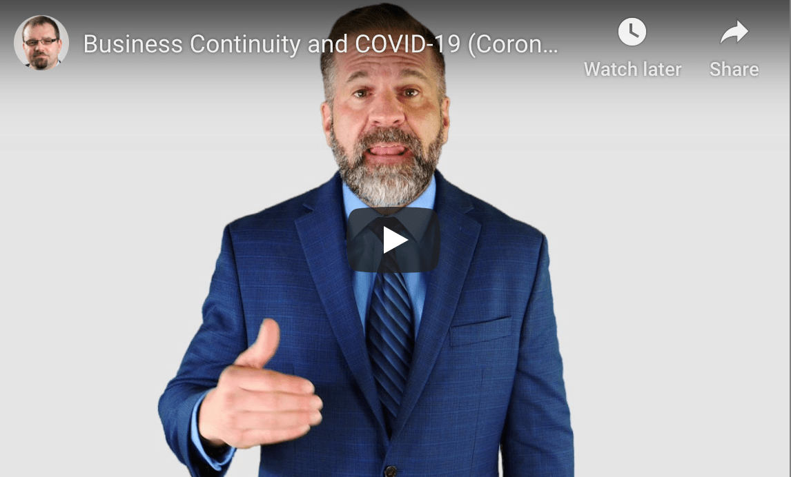 COVID-19 Business Continuity